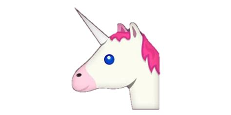 imagenes de unicornios emojis png on we heart it