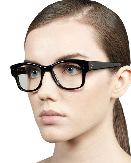 Free Search For Peoples Address Oliver Peoples Jannsson Large Square Fashion Glasses Black