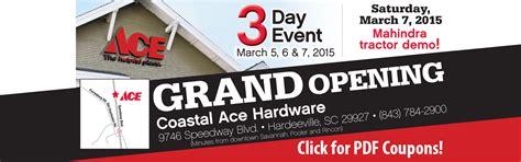 ace hardware qatar opening ace hardware grand opening hardeeville