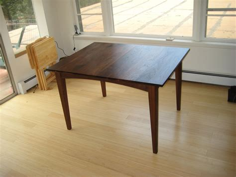 Table Prairie by Solid Walnut Quot Prairie Quot Dining Table Boulder Furniture Arts