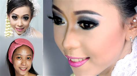 dvd tutorial makeup pengantin tutorial makeup pengantin dengan sanggul simple wedding
