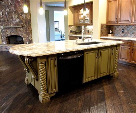 New Kitchen Island by Whats New In Kitchen Island Style Trends Better Than New