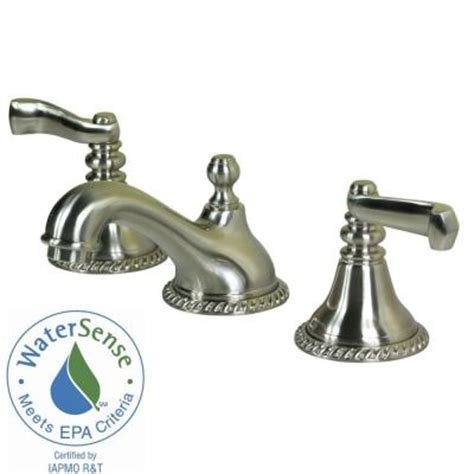 pegasus bathroom faucet pegasus antique rope 8 in widespread 2 handle low arc