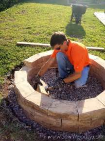 how to build a backyard pit cheap 1000 images about firepit ideas on pits