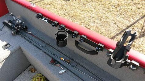 versatrack boat lights tracker versatrack rod holder sales