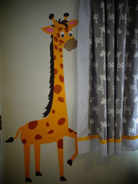 Safari Curtains For Nursery Safari Themed Nursery Curtains Curtain Menzilperde Net