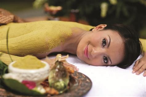 Lulur Nature Green Scrub your spa treatments javanese lulur exfoliation