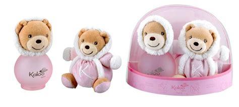 kaloo coffret parfum igloo et mini patapouf ours