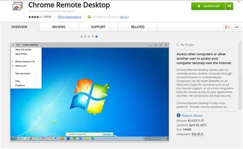 chrome remote desktop host is offline ammyy admin free zero config remote desktop software