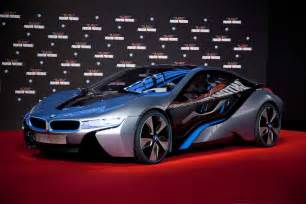 Bmw Mission Impossible Pfeiffer Entertains Cruise At Mission Impossible Premiere