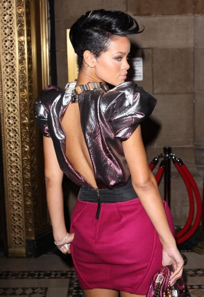 rihanna short hairstyles front and back rihanna hairstyles short front and back