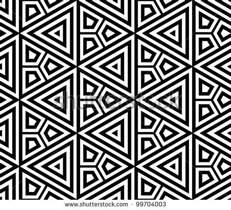 African Tribal Pattern Vector   african pattern stock photos images pictures