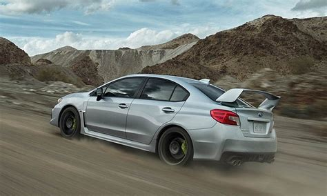 fastest subaru wrx subaru s 15 fastest cars of all
