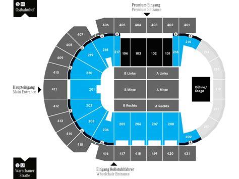 Saalpl 228 Ne Mercedes Arena Berlin