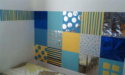 desain dinding kamar dengan kertas koran 3 cara menghias desain interior dinding kamar tidur sendiri