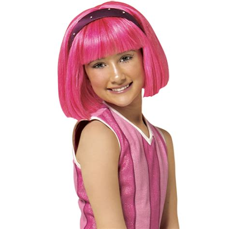 the lazy el cambio de lazy town