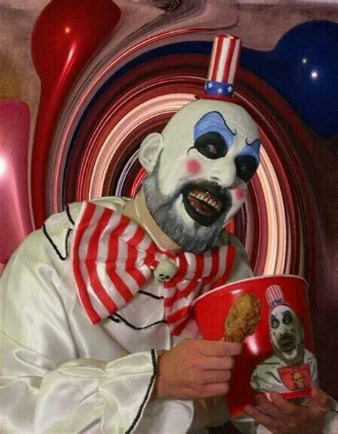 house of a thousand corpses clown captain spaulding sid haig from rob zombie s quot house of 1000 corpses quot quot the devils