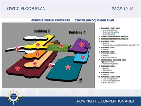 georgia world congress center floor plan 2015 international volunteer training