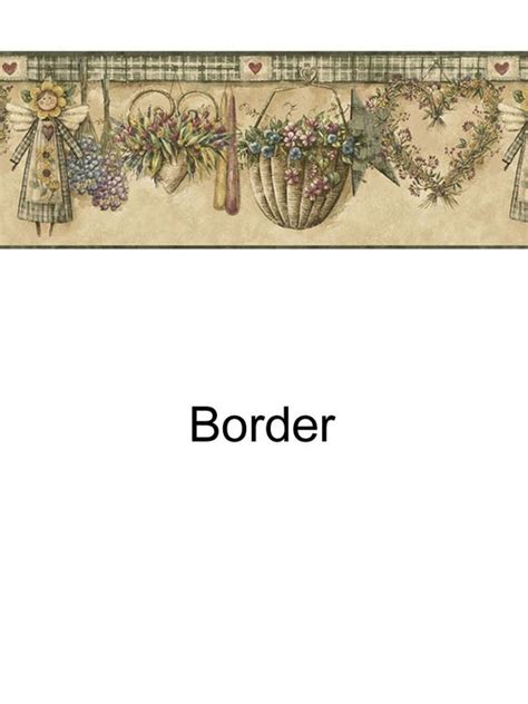 wallpaper borders country style wallpapers country and style on