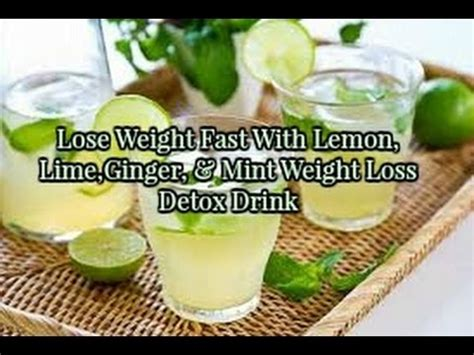 Didnt Lose Weight On Rawana Detox by This Works Lose Weight Fast With Lemon Lime
