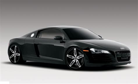 cartoon audi r8 matte black audi r8 wallpaper wallpapersafari
