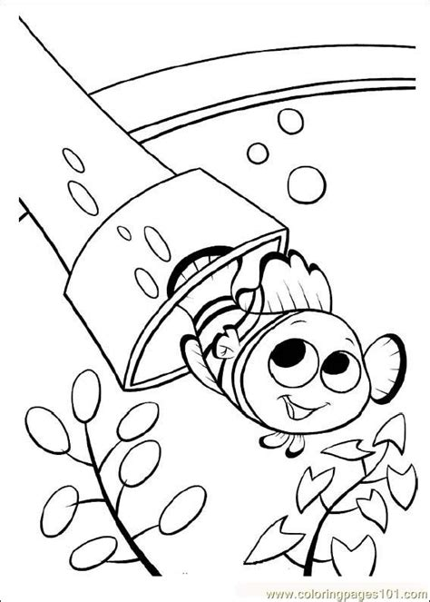 finding nemo coloring pages online coloring pages finding nemo10 cartoons gt finding nemo
