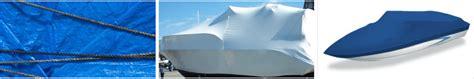 boat shrink wrap pros and cons shrink wrap vs tarp vs boat cover boat lovers direct