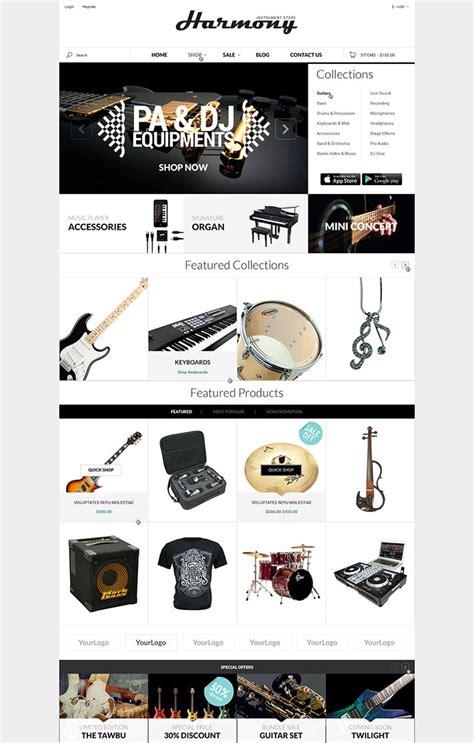 shopify themes bakery 26 best shopify themes 2016 web graphic design bashooka