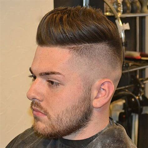 beard styles with fauxhawk 31 new hairstyles for men 2017 men s haircuts