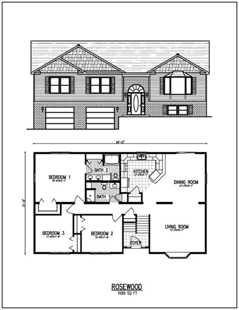 raised home plans raised ranch home designs best home design ideas