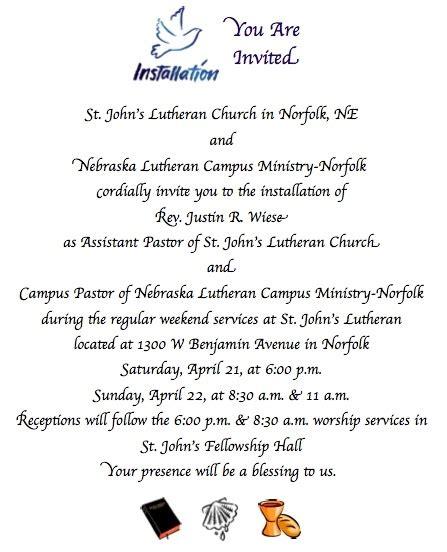 invitation letter to pastor appreciation pastor invitation letter docoments ojazlink