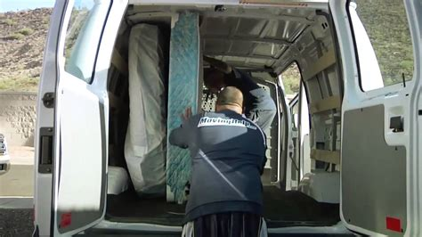haul cargo van load challenge youtube