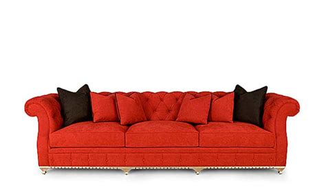 red sofa mcqueen red sofa by christopher guy christopher guy sofas
