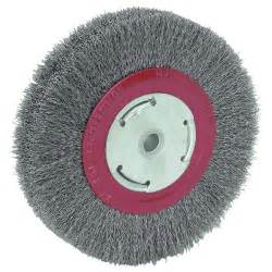 wire wheels for bench grinders 6 quot wire wheel