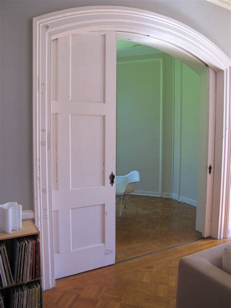 Opening For Pocket Door by 1000 Ideas About Arch Doorway On Homes