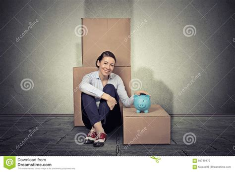 Move Your On The Floor by Happy Sitting On The Floor With Many Boxes Moving