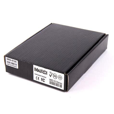 Mairdi Headset 512s Rigid Metal Boom Michropone mairdi mrd 512s voice headset mrd 512s