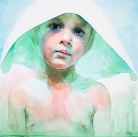Cool Artist Ali Cavanaugh by 20 Beautiful Watercolor Painting By American Artist Ali