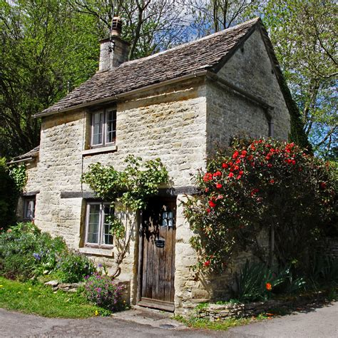 Cottage A Cottage On Arlington Row One Of The Prettiest Villages