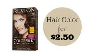 revlon hair color coupons revlon coupon colorsilk hair color southern savers
