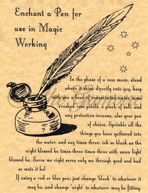 wicca book of spells a book of shadows for wiccans witches and other practitioners of magic books enchant a pen page for book of shadows real witchcraft