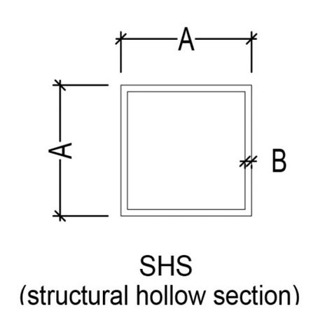 shs section square hollow section pratleys builders beams
