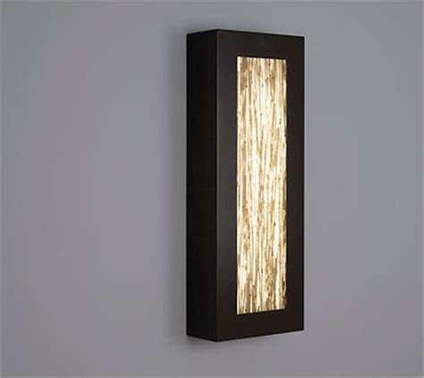 Horizontal Wall Sconce Vii Rectangle Verticle Or Horizontal Wall Sconce
