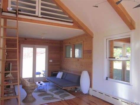 open floor plans for small homes take this 140k tiny house in the catskills realtor 174
