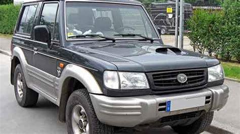 Galloper Auto by Hyundai Galloper Vendo E Cerco Usato O Nuovo Autoscout24