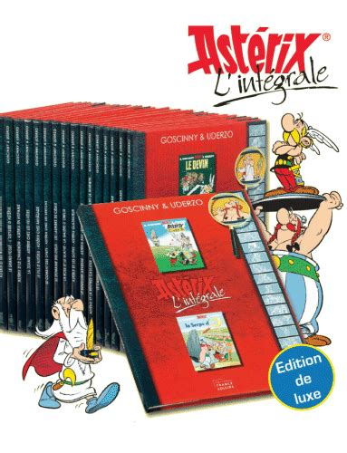 L Collectors by Ast 233 Rix Licensing Collectors Books The Ast 233 Rix L Int 233 Grale Collection