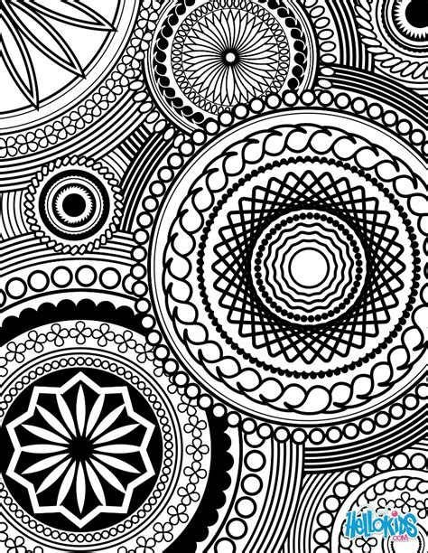 adult coloring design coloring pages hellokids com