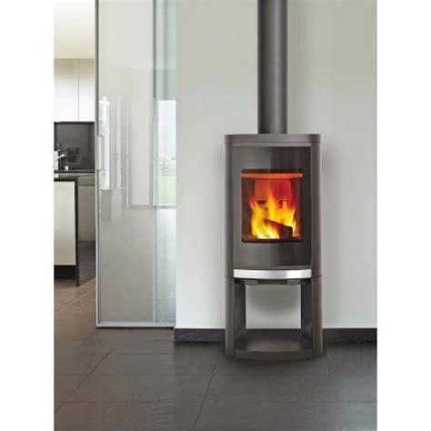 Heatnglo Curve Freestanding Wood Heater Gas Freestanding Fireplace