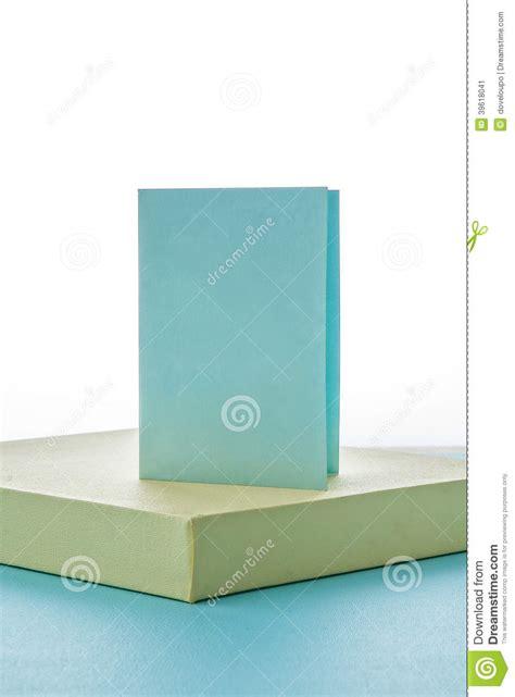Bank Gift Card - bank blue gift card stock photo image 39618041