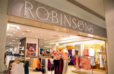 Friday Late Shopping In Singapore by Black Friday Sale At Robinsons Singapore News